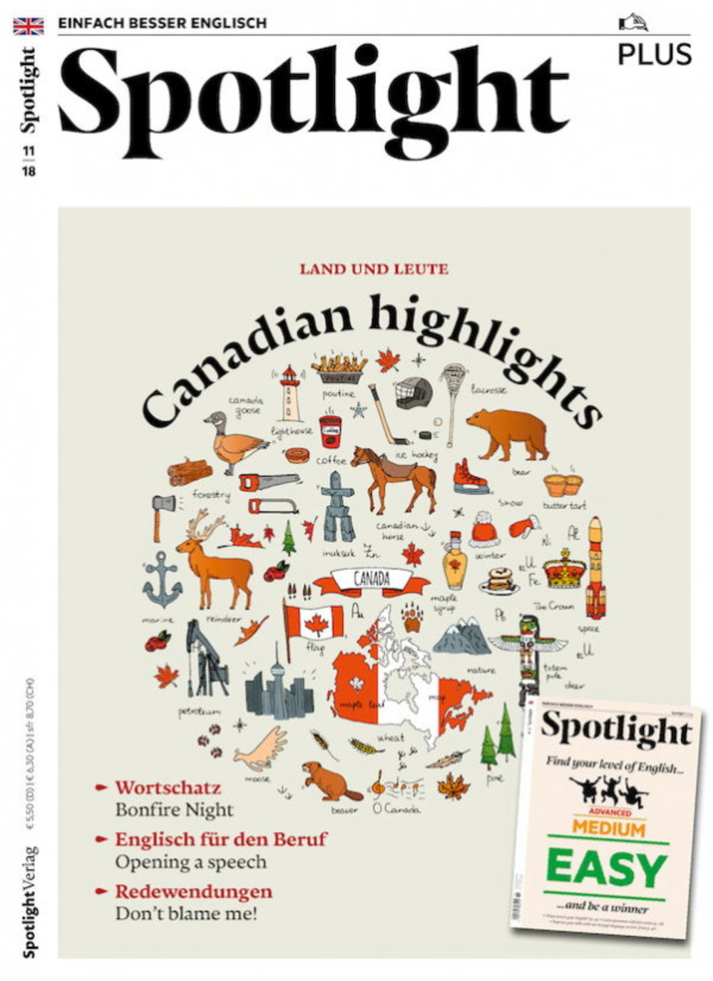 Spotlight PLUS 11/2018