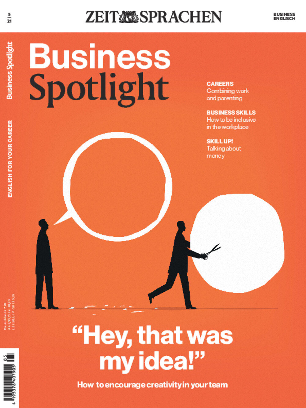 Business Spotlight 05/2021