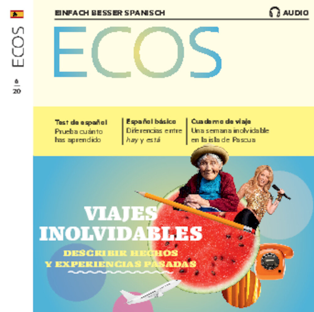 Ecos Audio-CD 06/2020