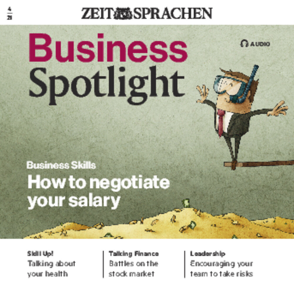 Business Spotlight Audio-CD 04/2021