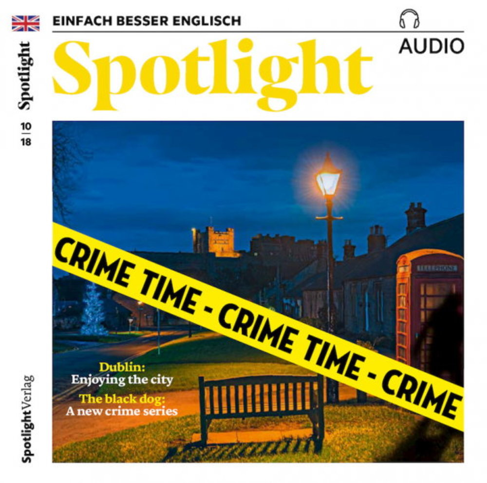Spotlight Audio CD 10/2018