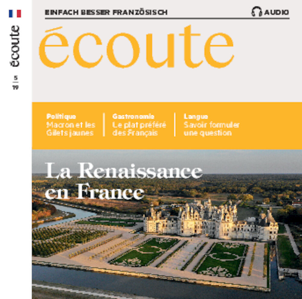 Écoute Audio-CD 05/2019