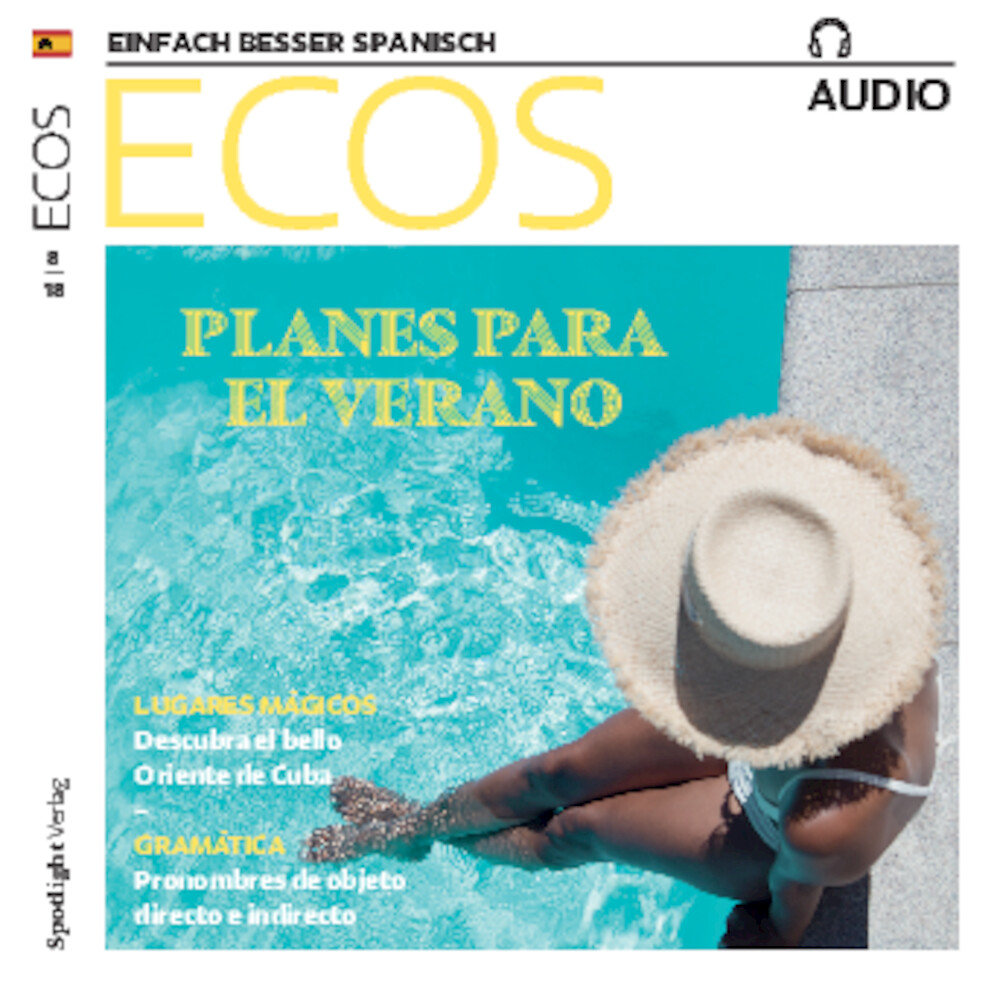 Ecos Audio-CD 08/2018