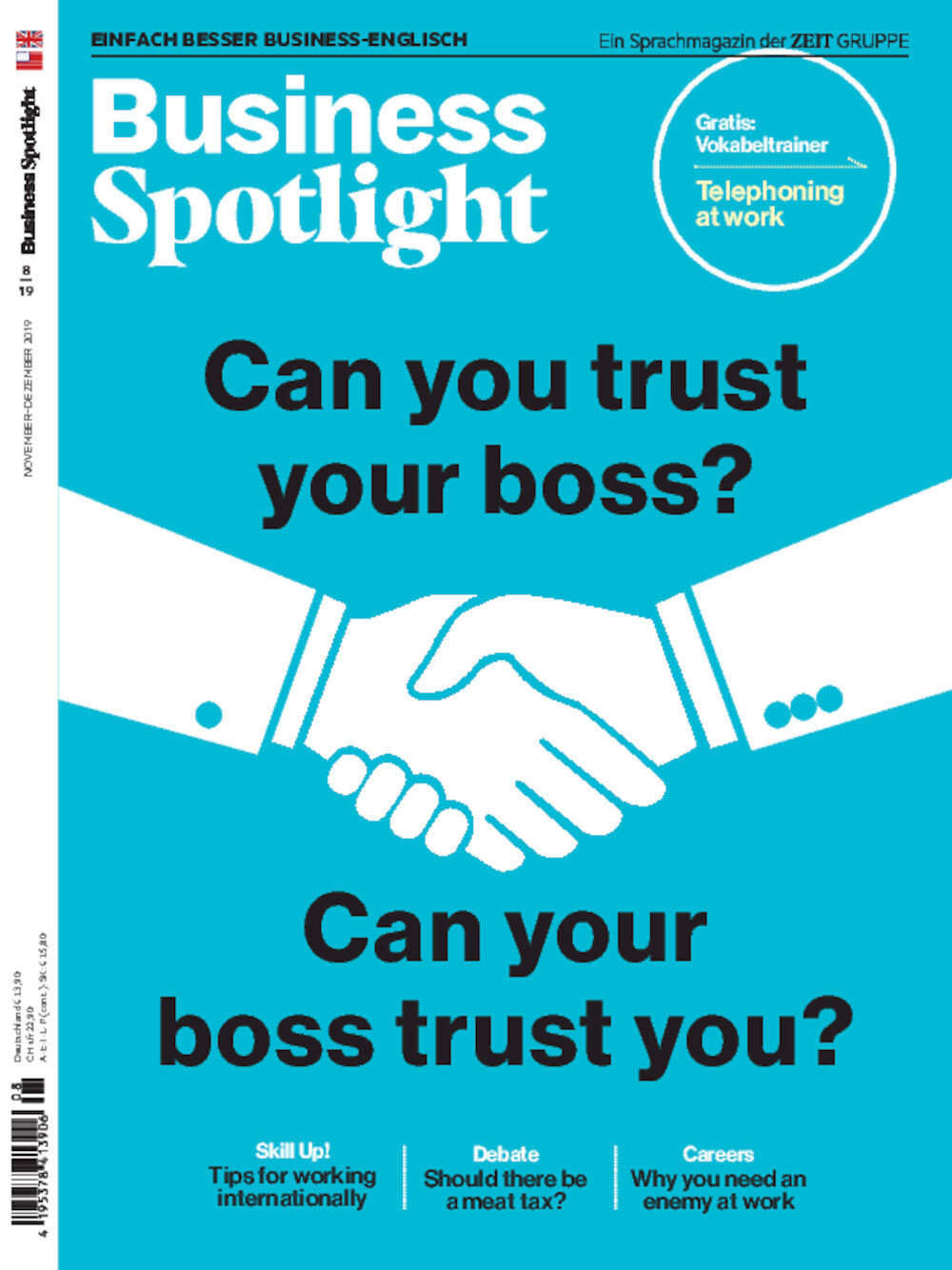Business Spotlight ePaper 08/2019