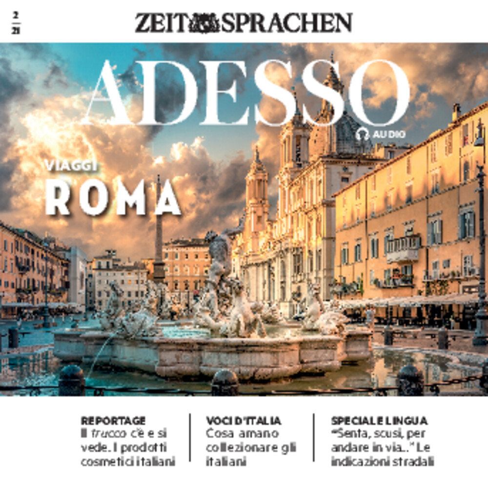 Adesso Audio-CD 02/2021