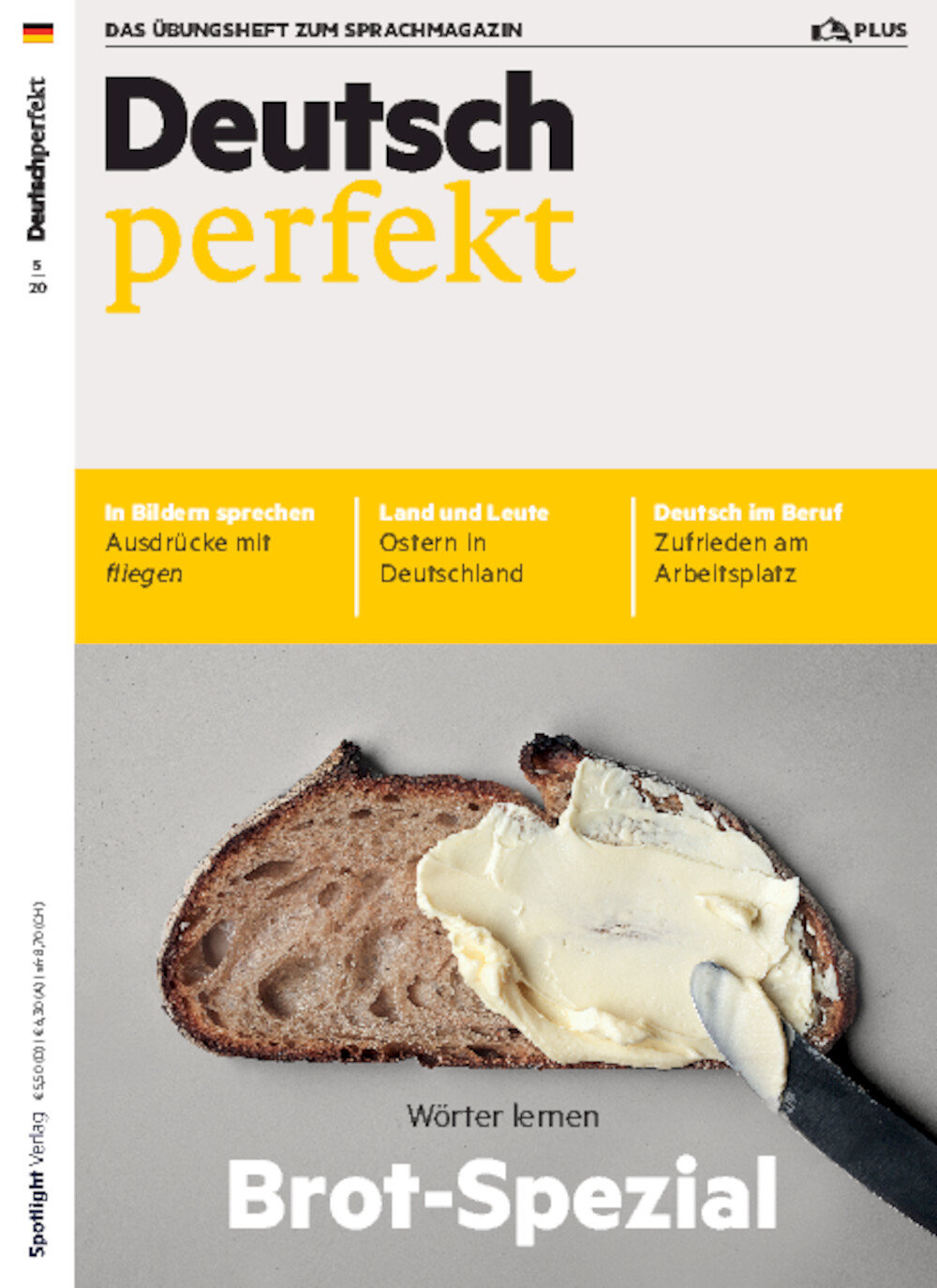 Deutsch perfekt PLUS ePaper 05/2020