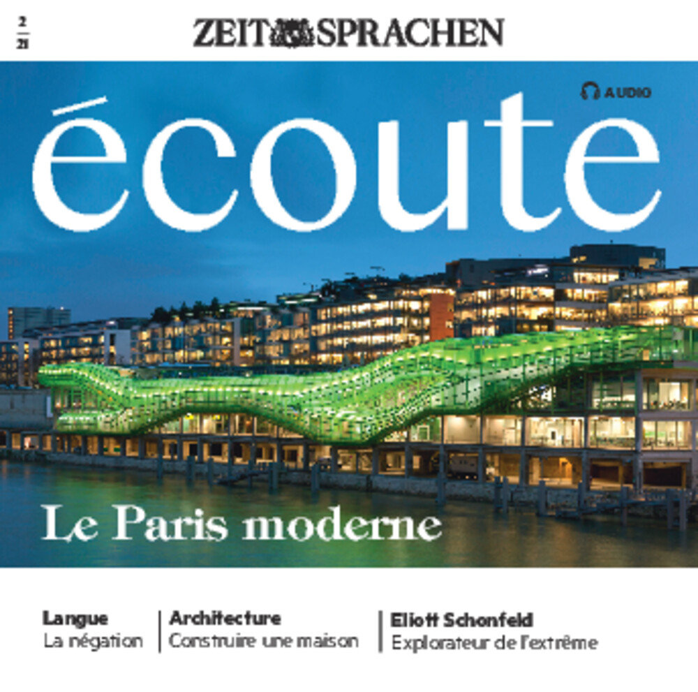 Écoute Audio-CD 02/2021