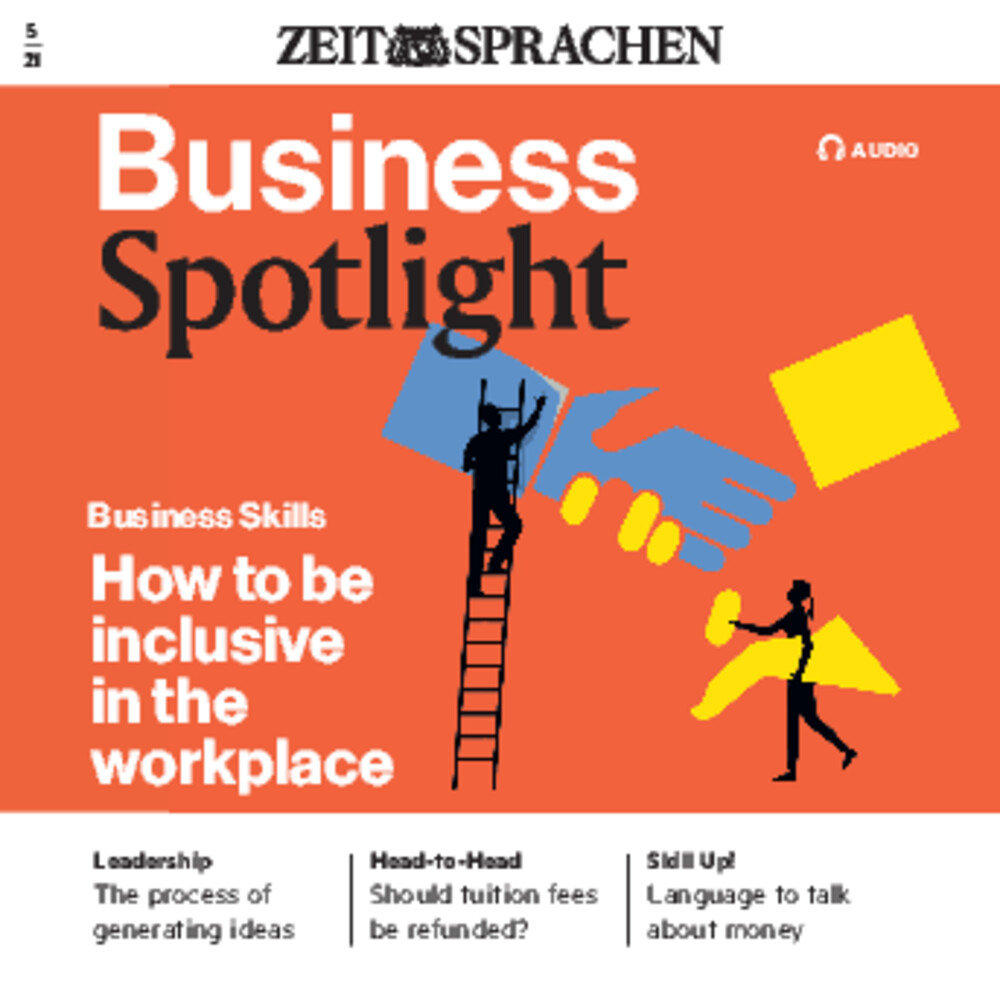 Business Spotlight Audio-CD 05/2021
