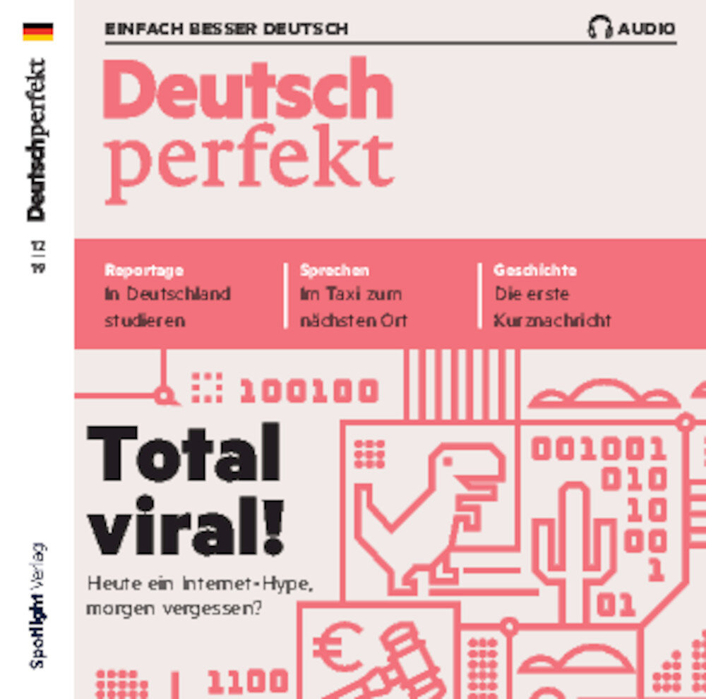Deutsch perfekt Audio Trainer ePaper 12/2019