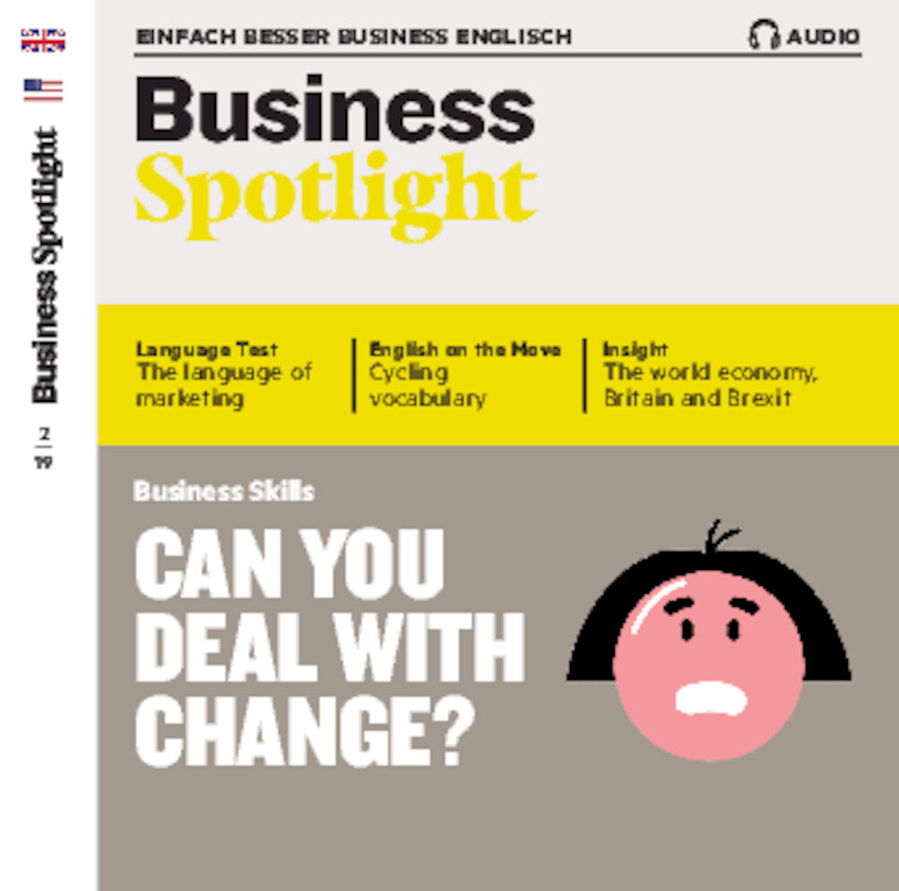 Business Spotlight Audio Trainer ePaper 02/2019
