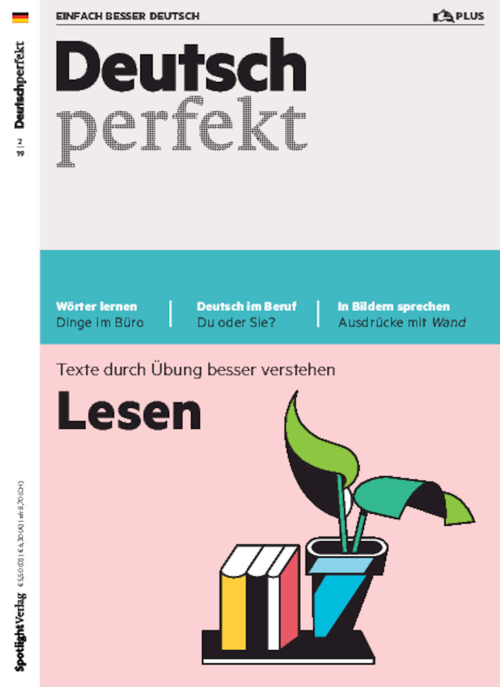 Deutsch perfekt PLUS 02/2019