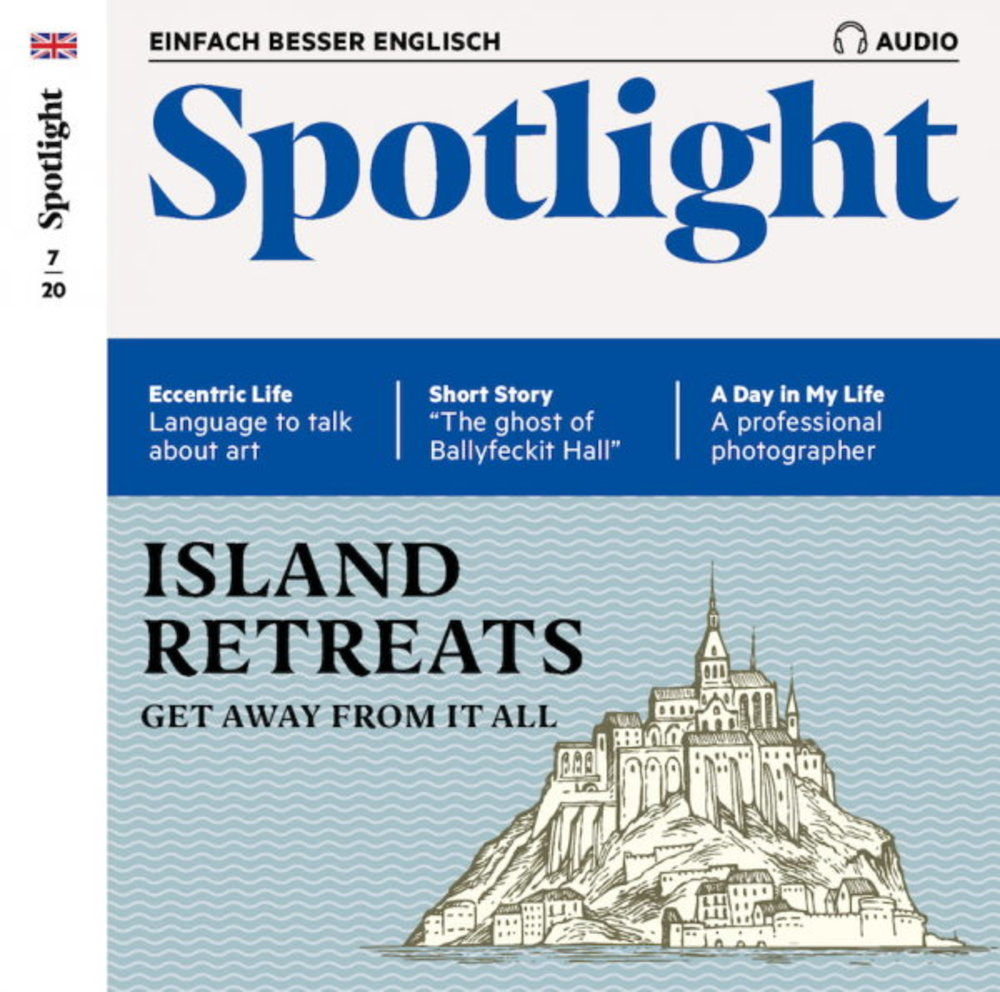 Spotlight Audio Trainer ePaper 07/2020