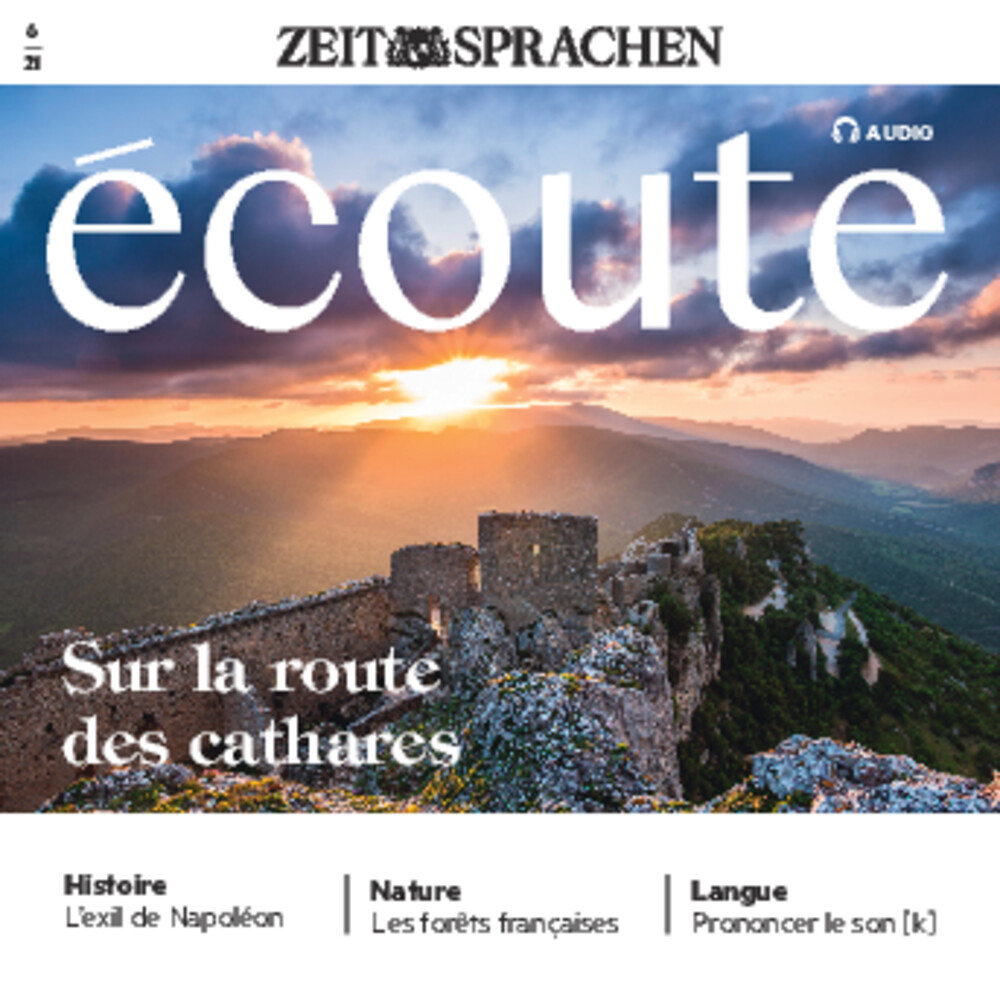 Écoute Audio CD 06/2021