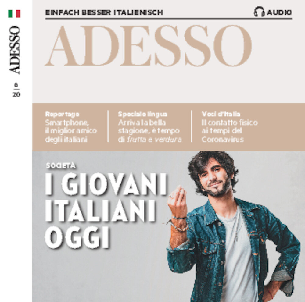Adesso Audio-CD 06/2020