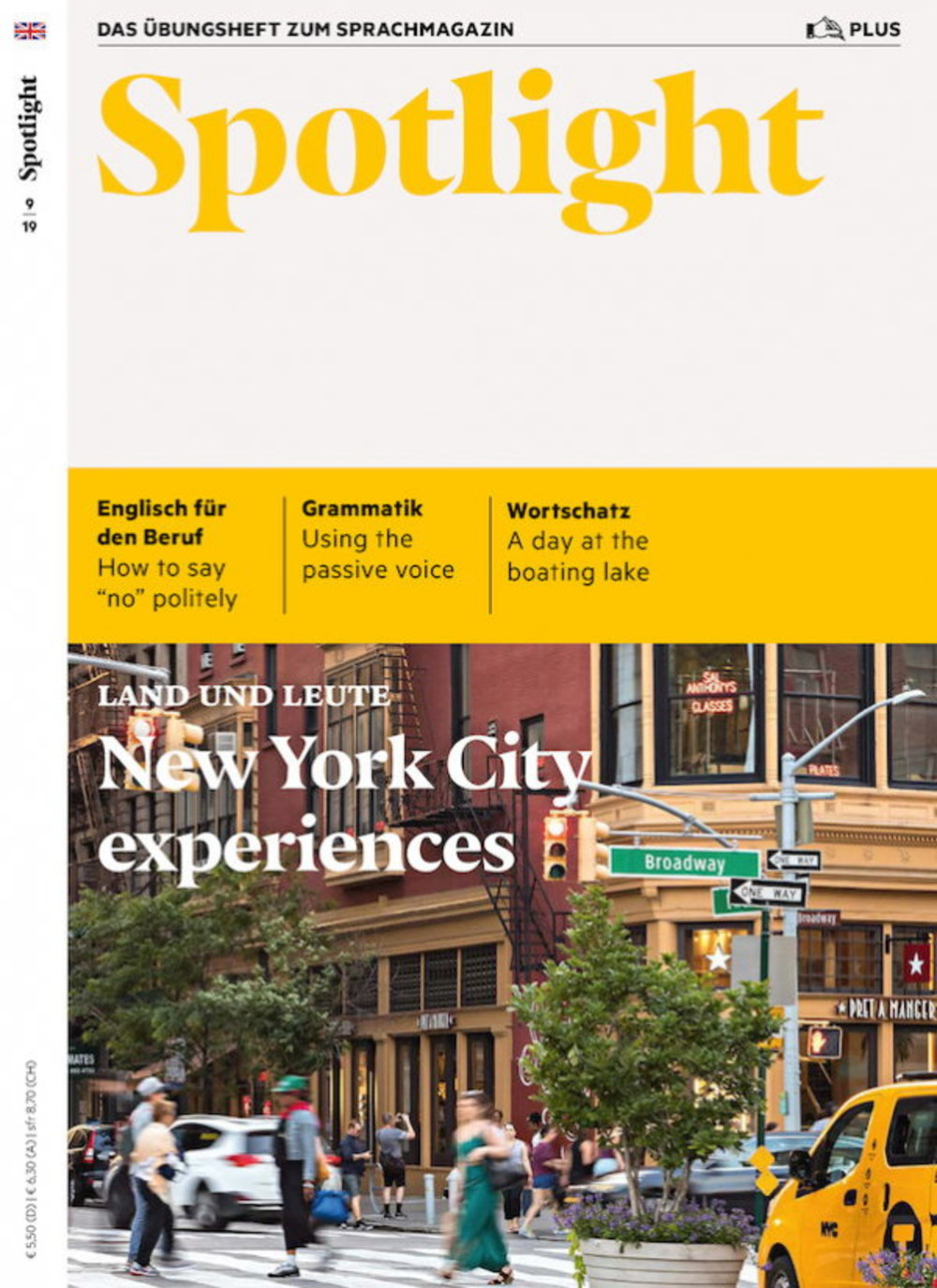 Spotlight PLUS 09/2019