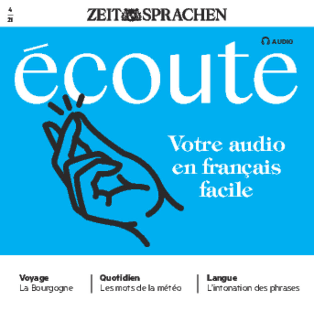 Écoute Audio CD 04/2021