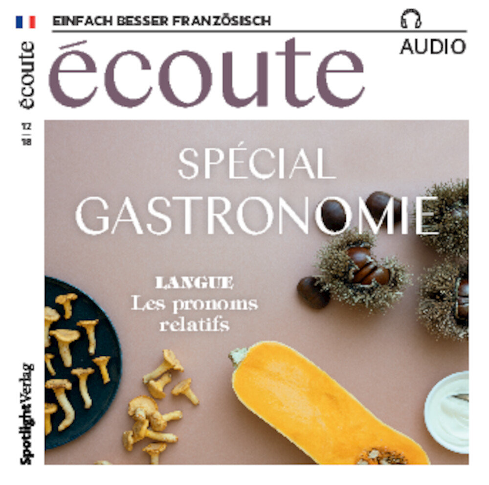 Écoute Audio-CD 12/2018