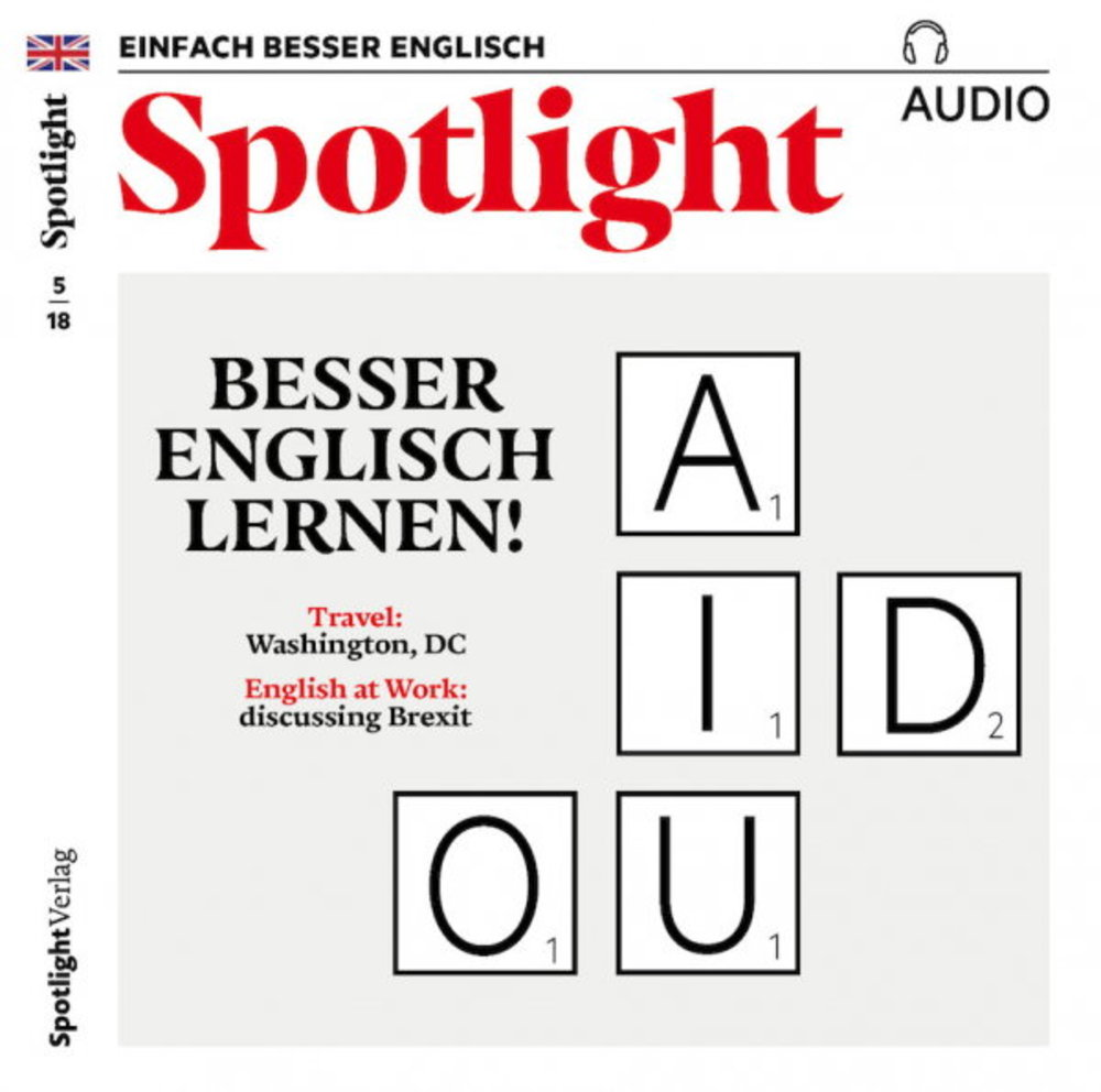 Spotlight Audio Trainer ePaper 05/2018