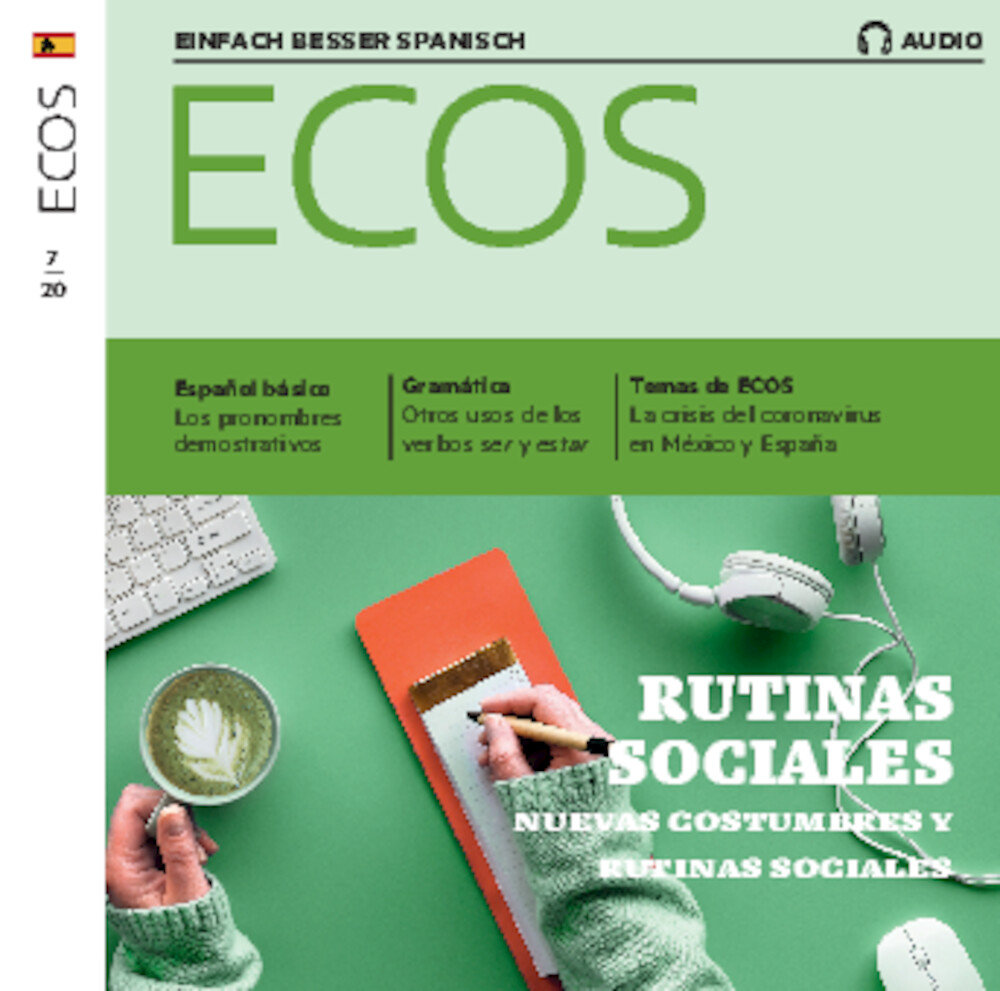 Ecos Audio-CD 07/2020