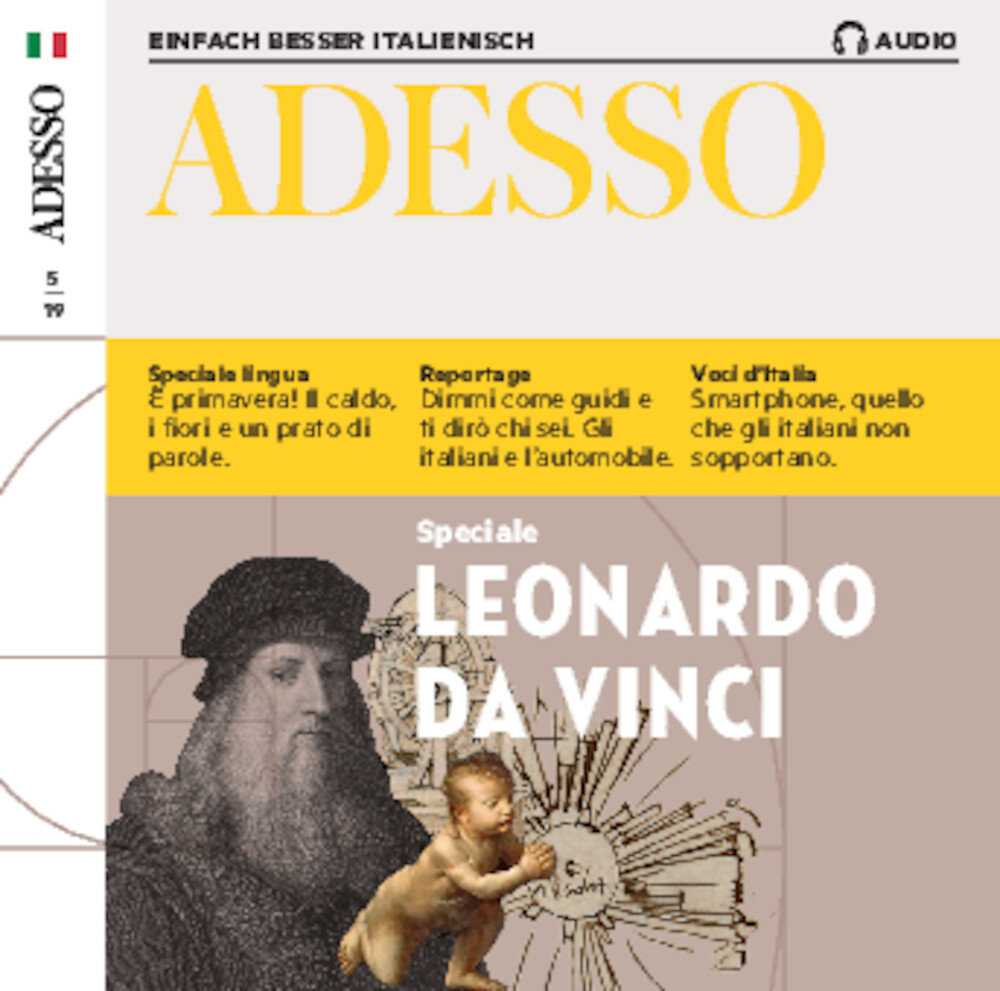 Adesso Audio-CD 05/2019