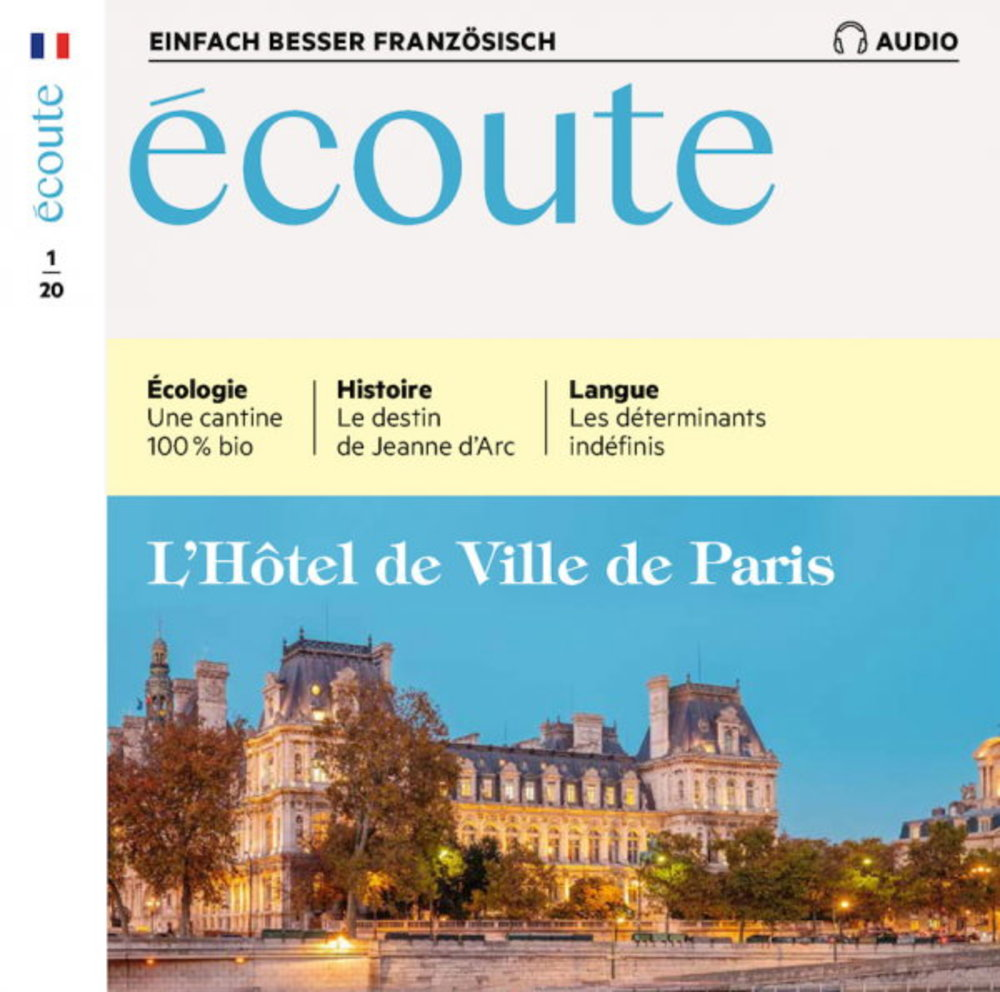 Écoute Audio-CD 01/2020