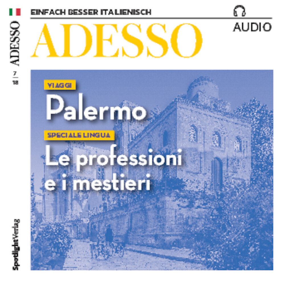 Adesso Audio Trainer ePaper 07/2018