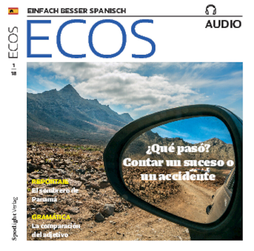 Ecos Audio Trainer ePaper 01/2018