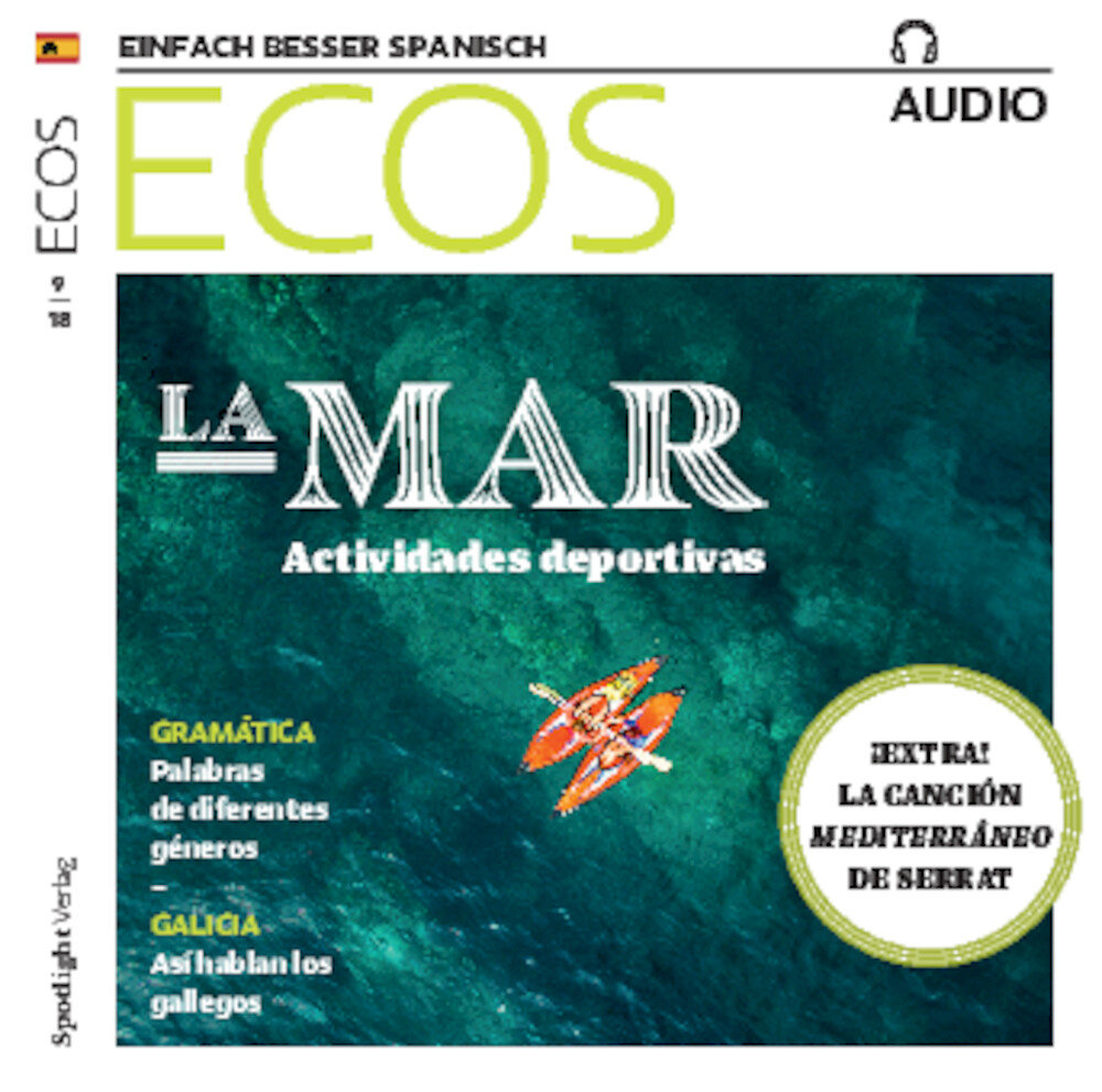 Ecos Audio-CD 09/2018