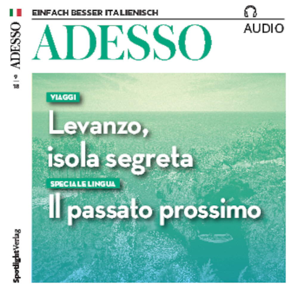 Adesso Audio-CD 09/2018