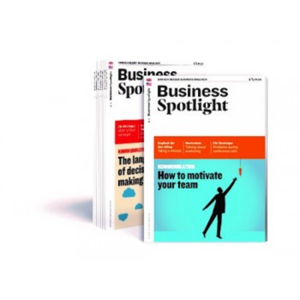 Business Spotlight Plus Jahrgang 2019