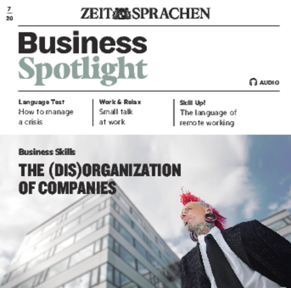 Business Spotlight Audio Trainer ePaper 07/2020
