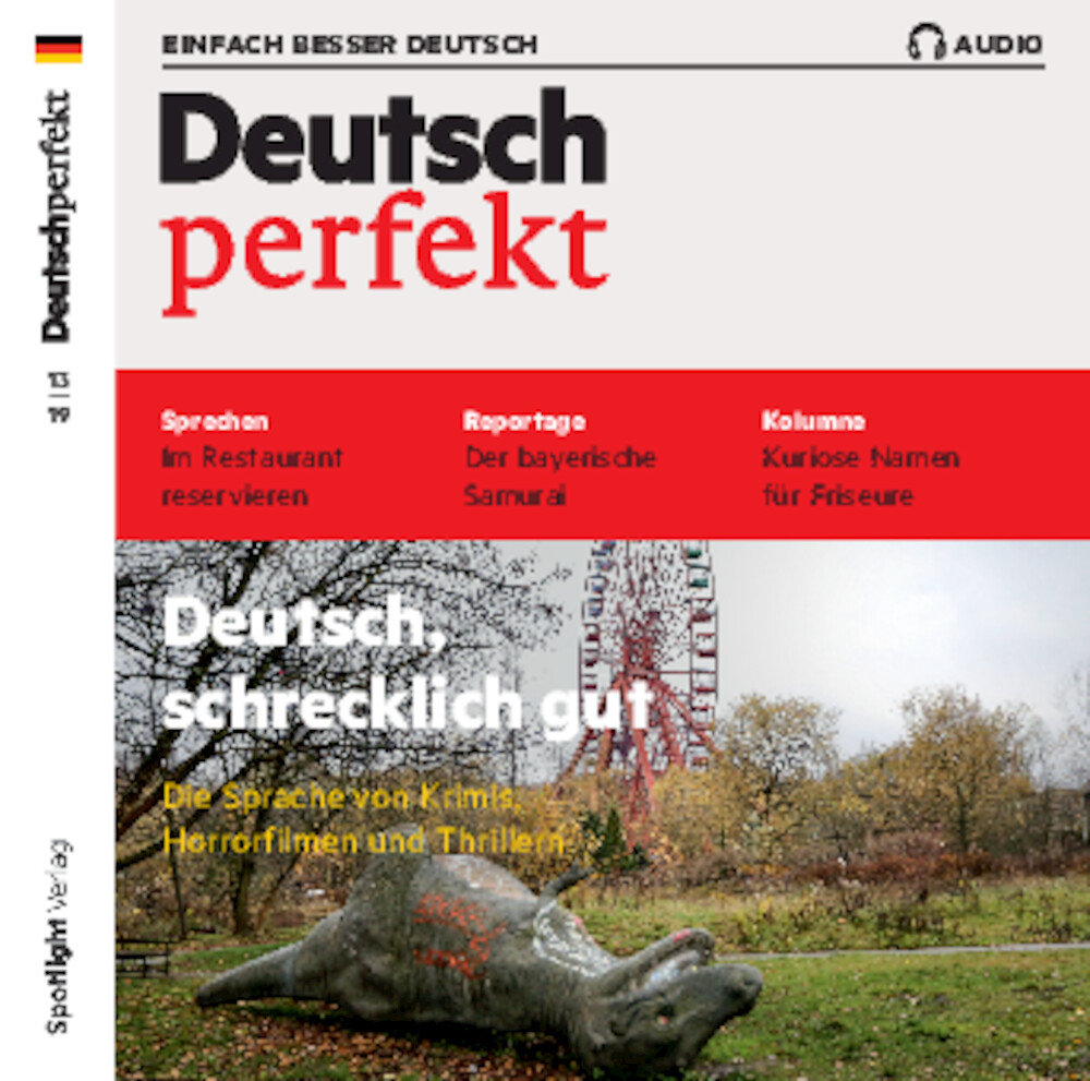 Deutsch perfekt Audio-CD 13/2019