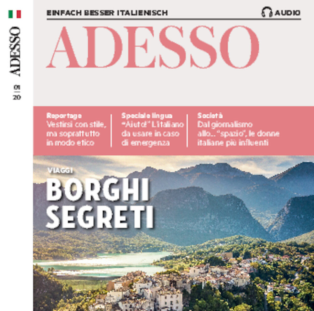 Adesso Audio-CD 01/2020