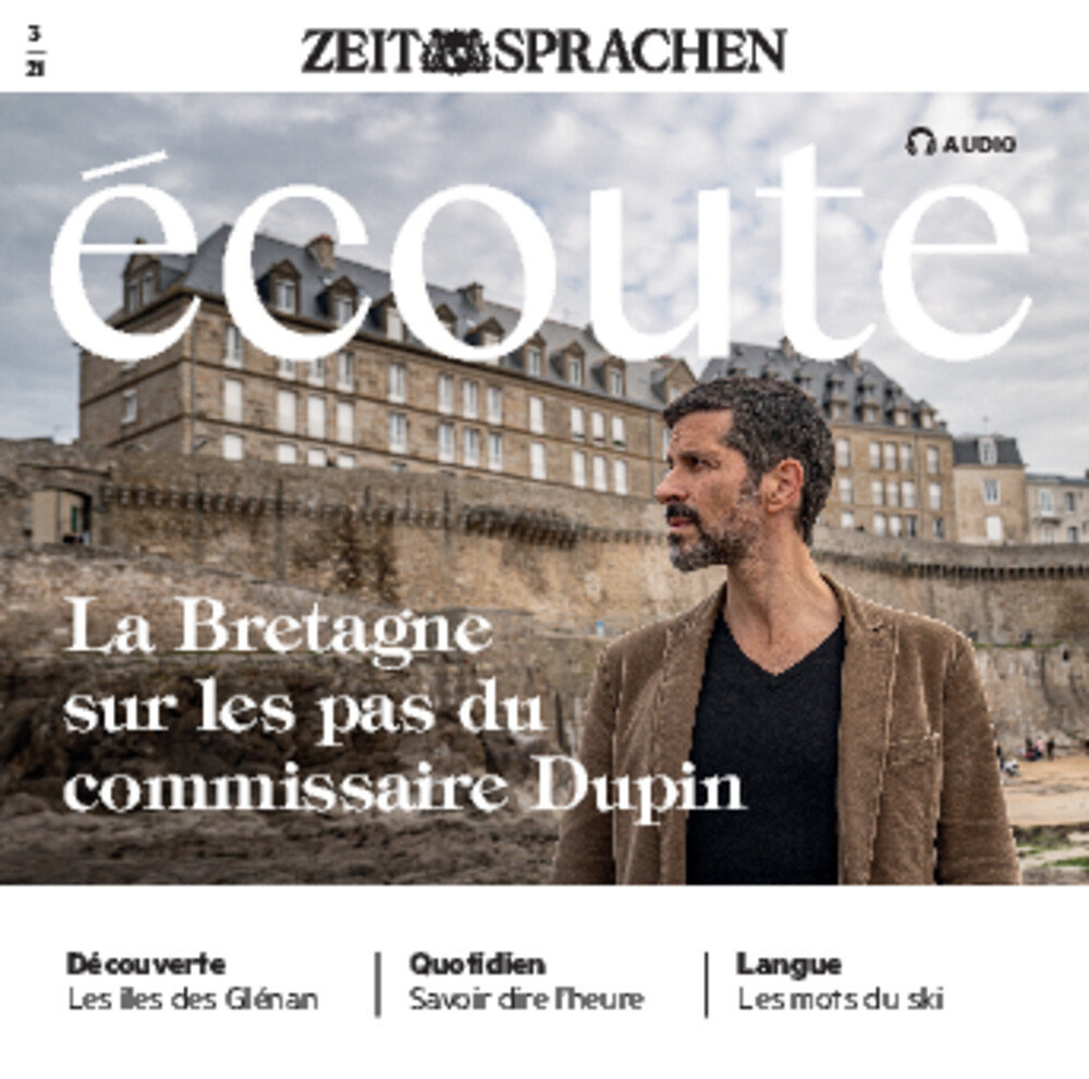 Écoute Audio-CD 03/2021