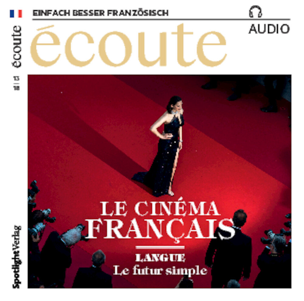 Écoute Audio-CD 13/2018