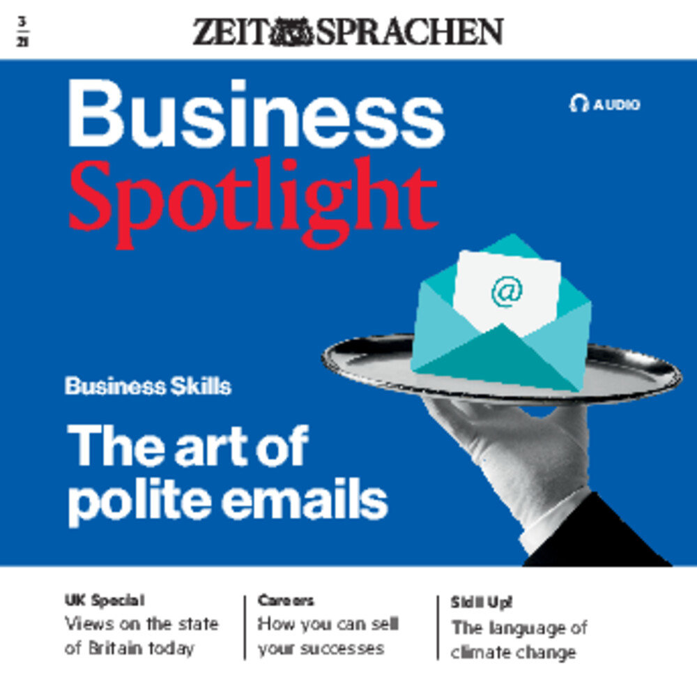 Business Spotlight Audio-CD 03/2021