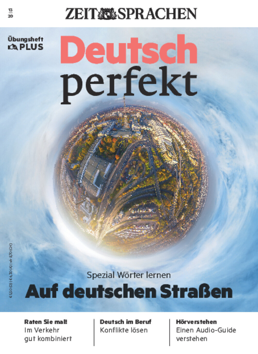 Deutsch perfekt PLUS ePaper 13/2020