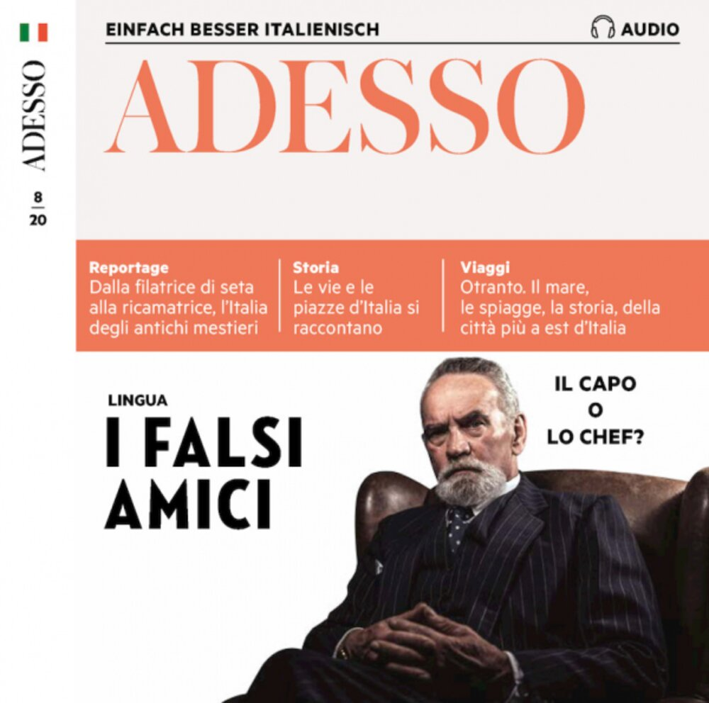 Adesso Audio Trainer ePaper 08/2020