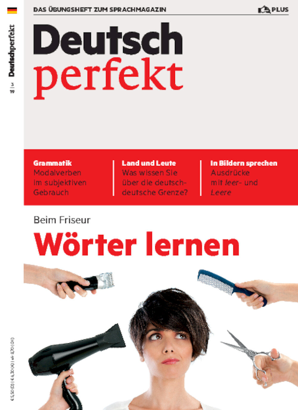 Deutsch perfekt PLUS ePaper 03/2019