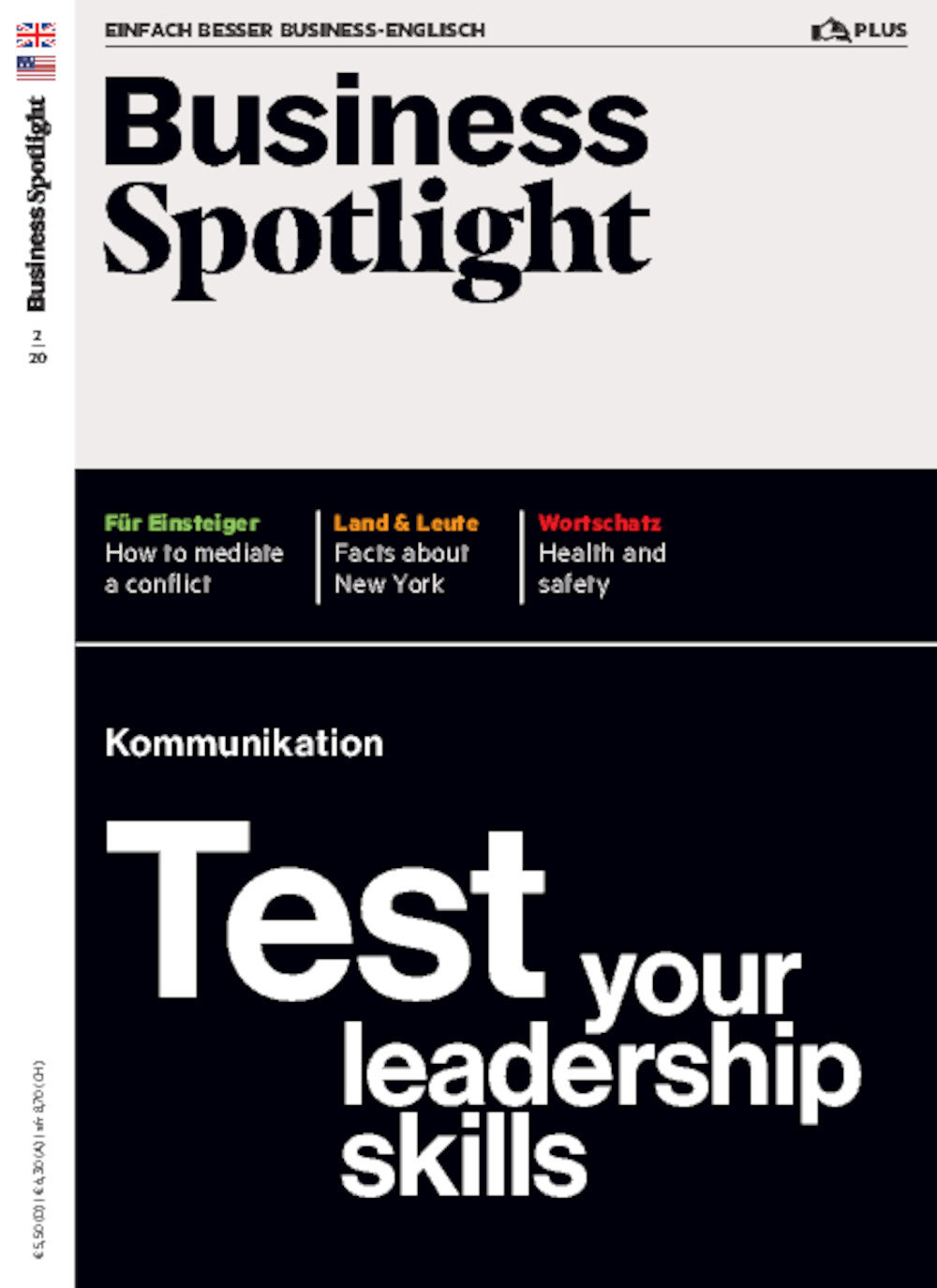 Business Spotlight PLUS ePaper 02/2020