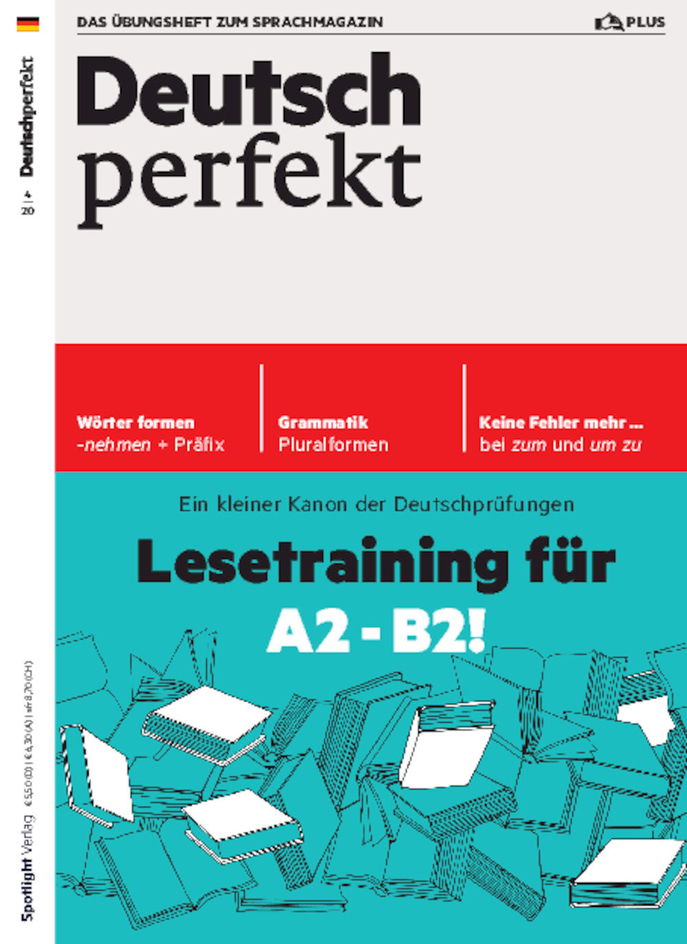 Deutsch perfekt PLUS ePaper 04/2020