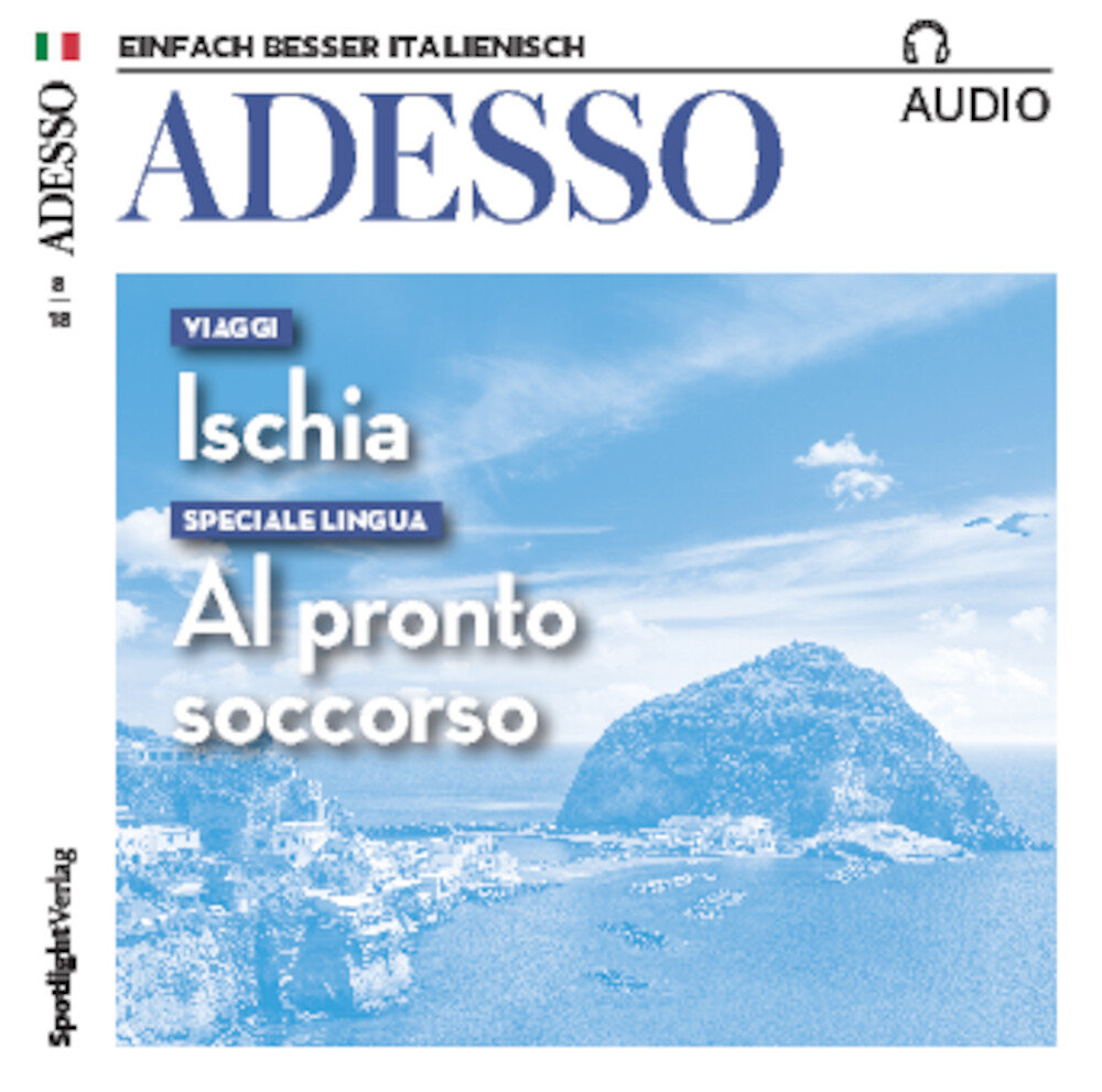 Adesso Audio-CD 08/2018