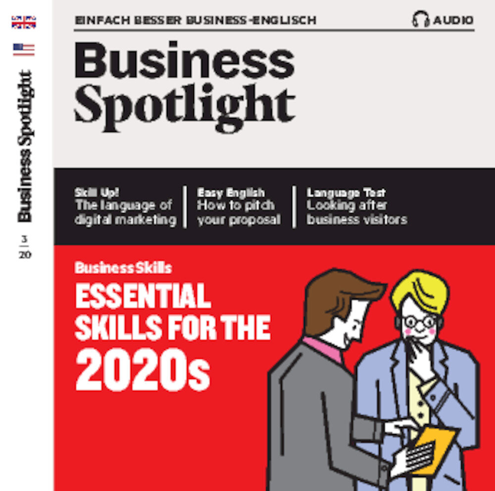Business Spotlight Audio Trainer ePaper 03/2020