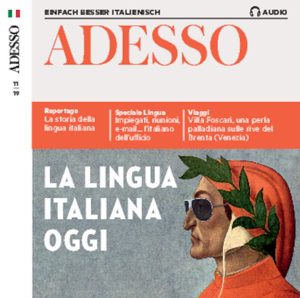 Adesso Audio-CD 11/2019