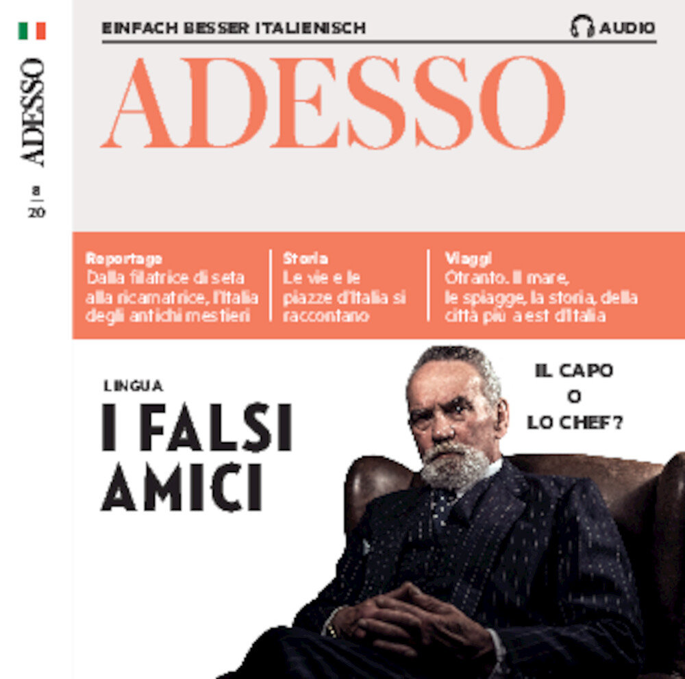 Adesso Audio-CD 08/2020