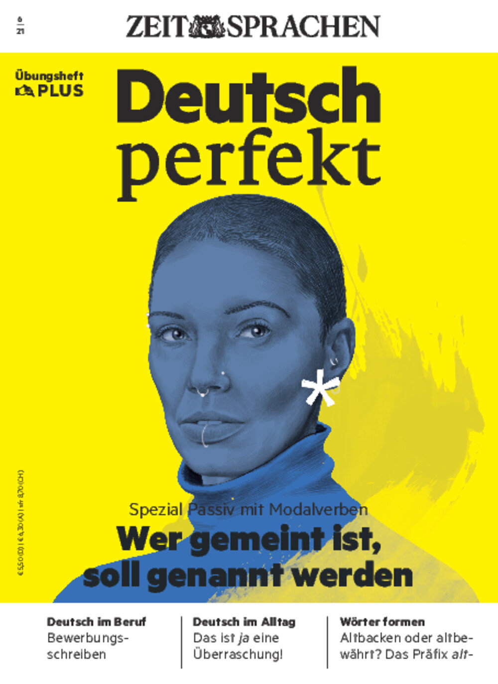 Deutsch perfekt PLUS 06/2021