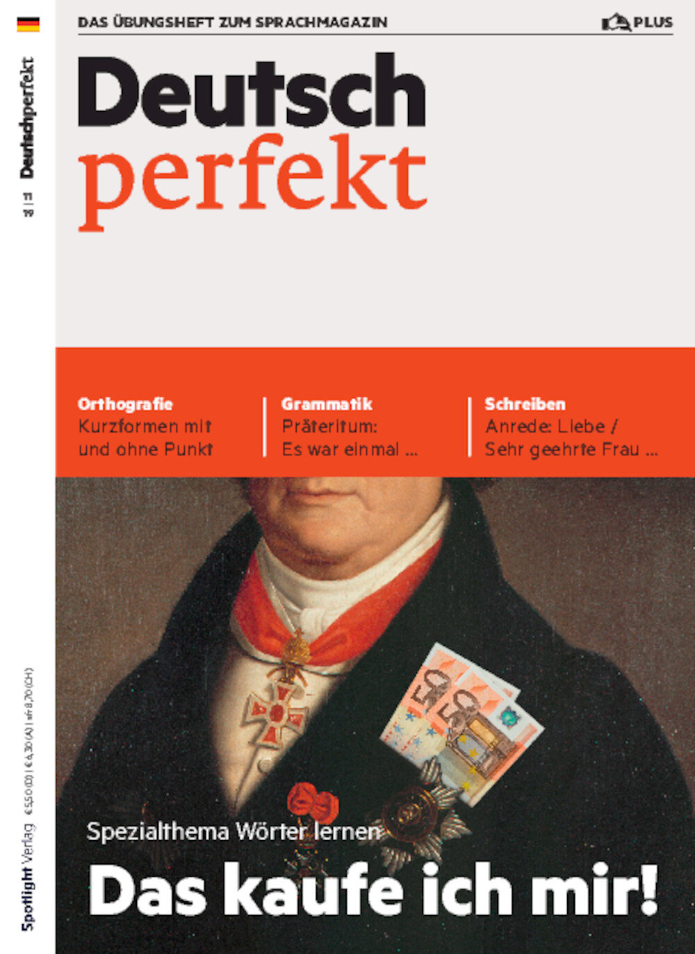Deutsch perfekt PLUS ePaper 11/2019