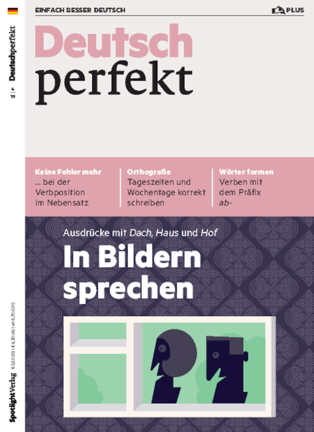 Deutsch perfekt PLUS ePaper 04/2019