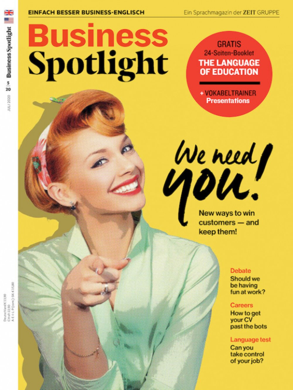 Business Spotlight ePaper 05/2020