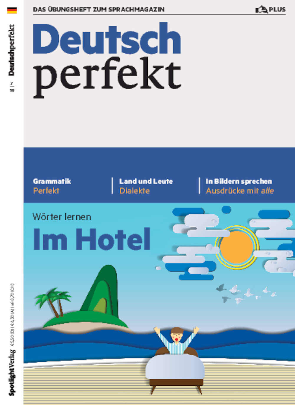 Deutsch perfekt PLUS 07/2019
